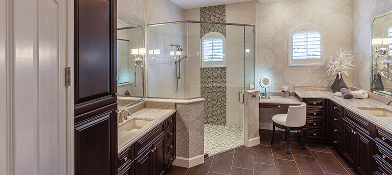 Bathroom Remodel in Naples, Florida