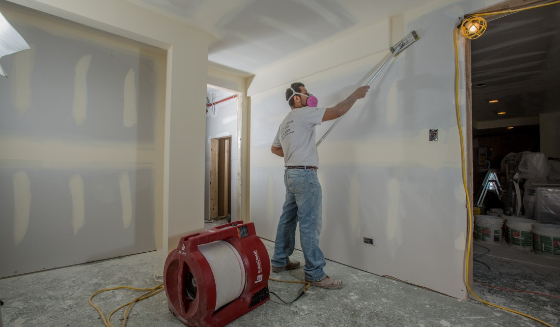 Implementing BuildClean™ for remodeling projects