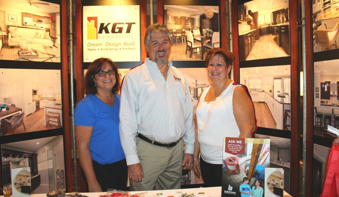 KGT Remodeling Exhibits at 2016 Realtor® Expo