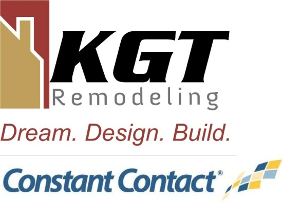 KGT Remodeling Earns 2017 Constant Contact All Star Award