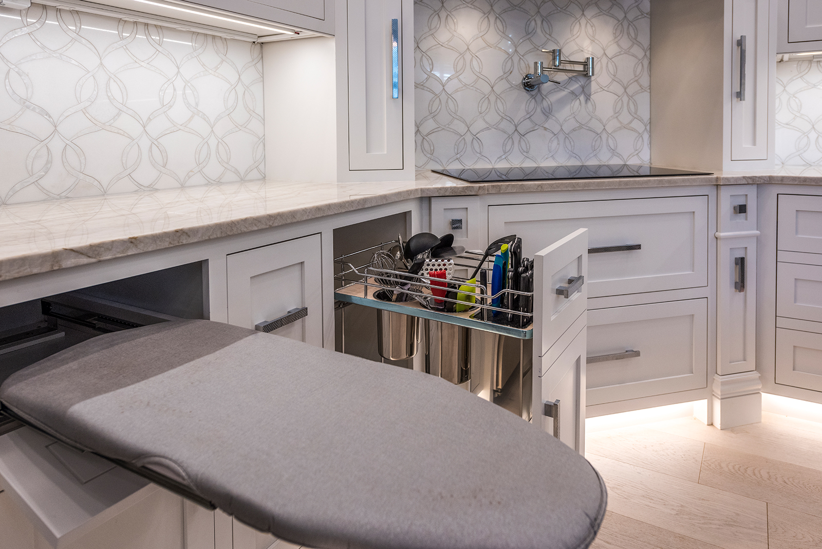 Picture of: Five Kitchen Storage Solutions With Big Everyday Benefits Kgt Remodeling