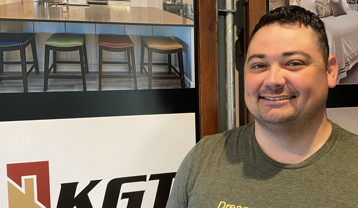 KGT Remodeling Welcomes New Lead Carpenter Eric Caceres