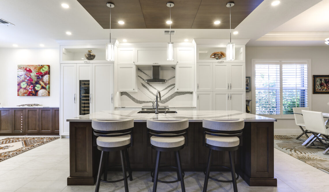 A Winning Design: KGT Remodeling is Honored With a 2020 Sand Dollar Award!