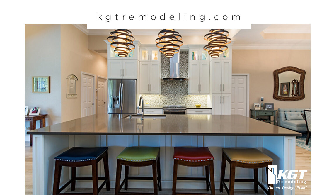 Bring the Heart of Your Home to Life with a Kitchen Remodel